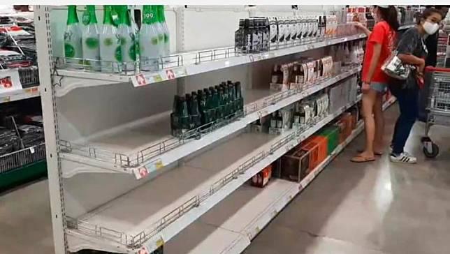 ห้างร้านแทบแตกหลัง ปลดล็อกขายเครื่องดื่มแอกอฮอลล์วันแรก