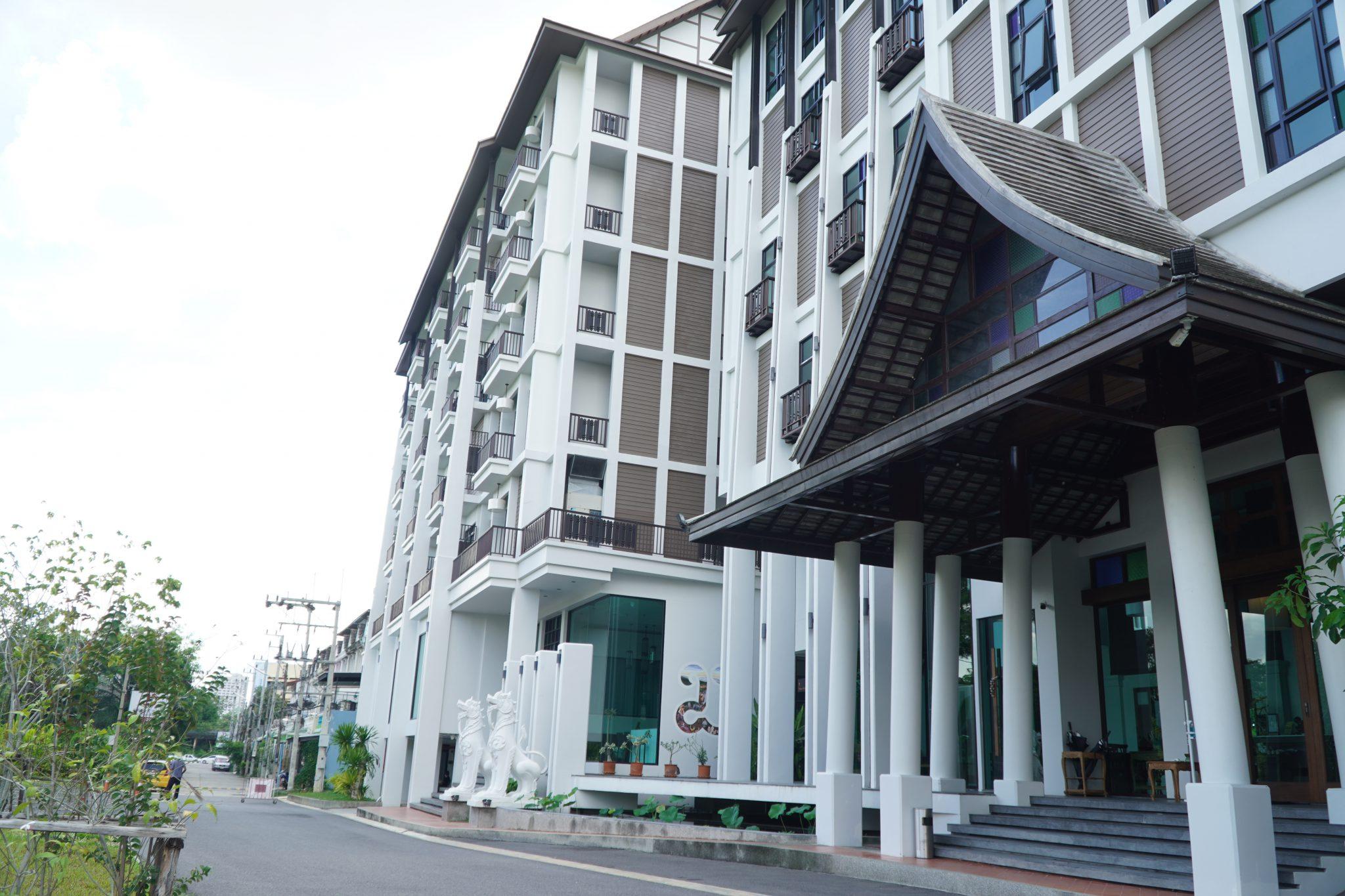 โรงแรมม่อนคำ วิลเลจ หนึ่งในโรงแรมที่เข้าร่วมกับโครงการ Hatyai Hard sale