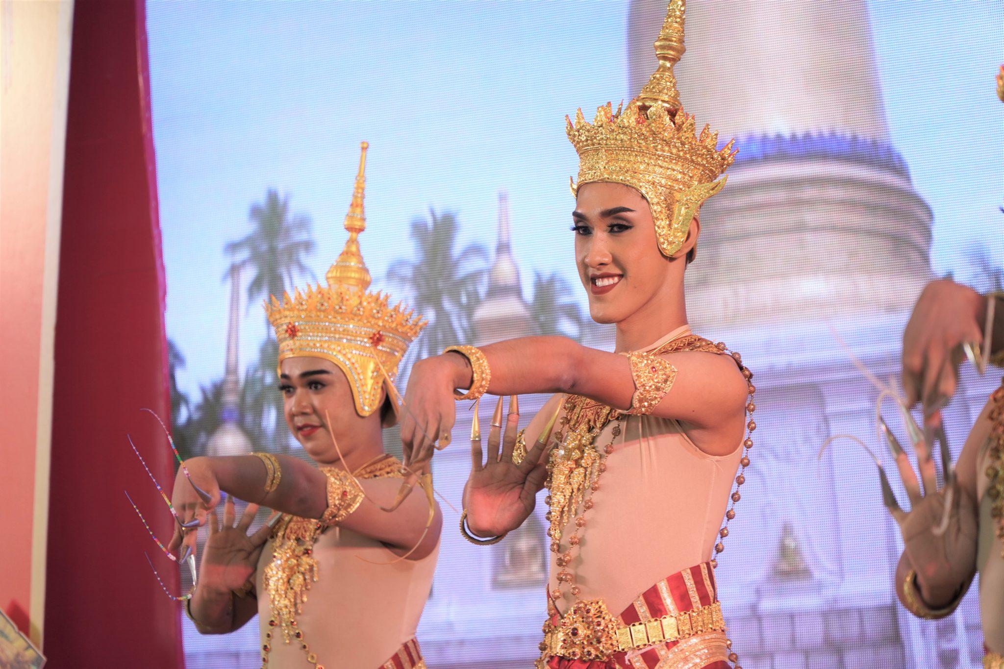 การแสดงมโนราห์ หนึ่งในอัตลักษณ์ทางวัฒนธรรมที่สำคัญของภาคใต้