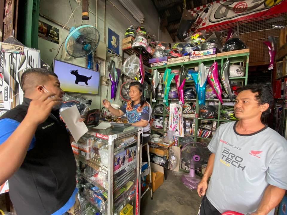 สภ.หาดใหญ่กุมเข้มกวาดล้างการแข่งรถ กำชับห้ามร้านค้าจำหน่ายอะไหล่รถให้แก่กลุ่มวัยรุ่น