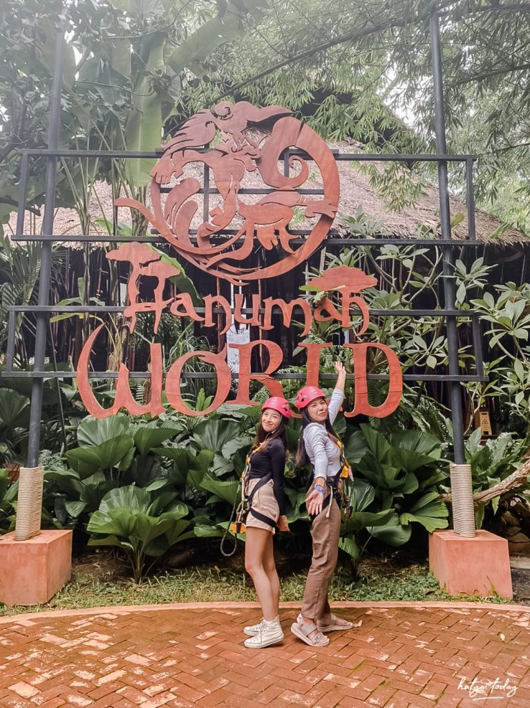 Hanuman World เอดเวนเจอร์ ภูเก็ต