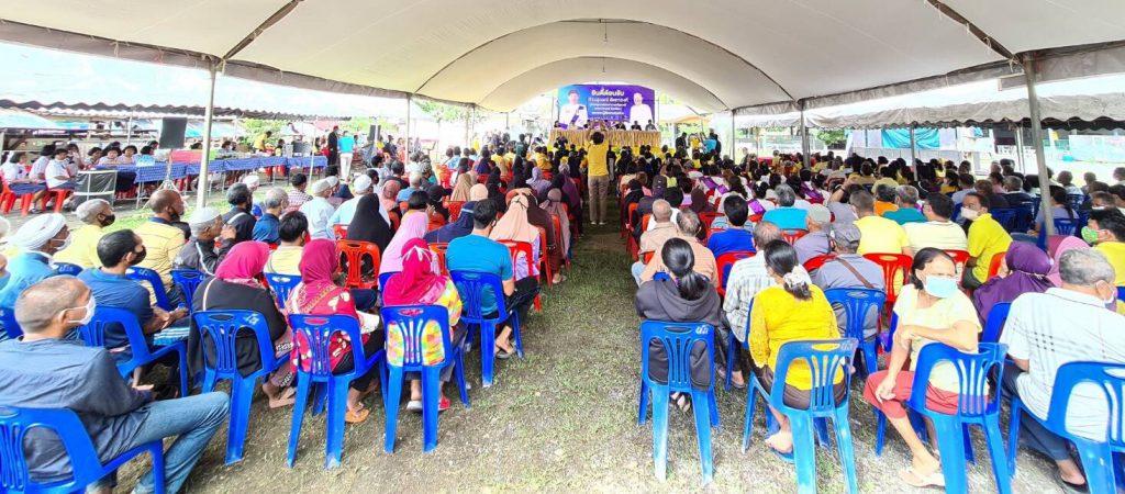 ศูนย์ดำรงธรรมเร่งแก้ไขปัญหา ชาวบ้านอ.หาดใหญ่กว่า 475 ครัวเรือน ร้องเรียนไม่มีเอกสารสิทธิ์ที่อยู่อาศัย