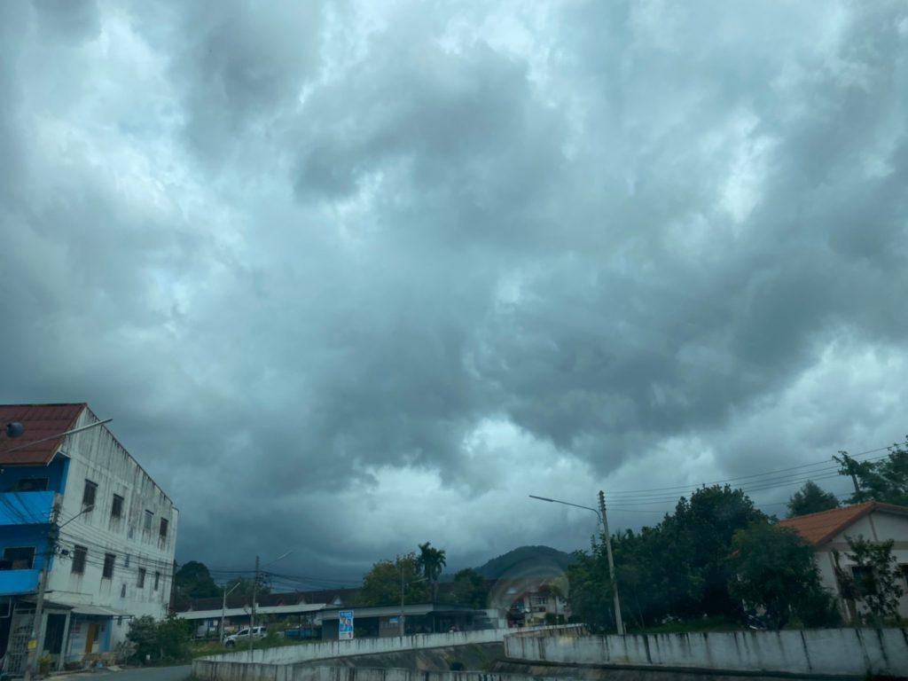 จ.สงขลาเตรียมรับมือฝนตกหนักมากอีกระลอก ในช่วงวันที่ 30 พ.ย. - 4 ธ.ค. 63