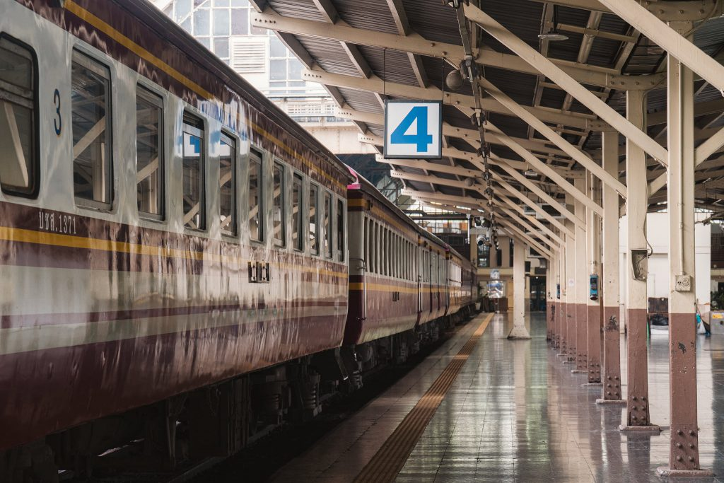งดเดินรถไฟ 33 ขบวน ! การรถไฟฯประกาศ งดเดินขบวนรถเชิงพาณิชย์และขบวนท่องเที่ยวเลี่ยงโควิด-19