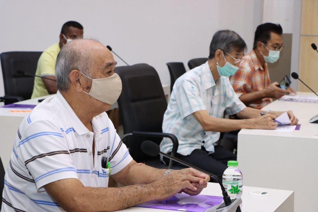 ทศบาลนครหาดใหญ่ เร่งประชุมผู้ประกอบการตลาด เพื่อควบคุมการแพร่ระบาดCOVID-19อย่างเข้มงวด