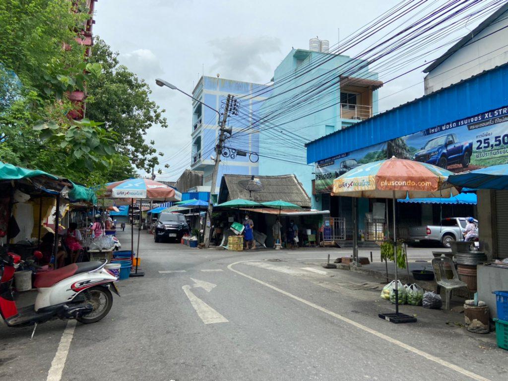 ปิดตลาดหาดใหญ่
