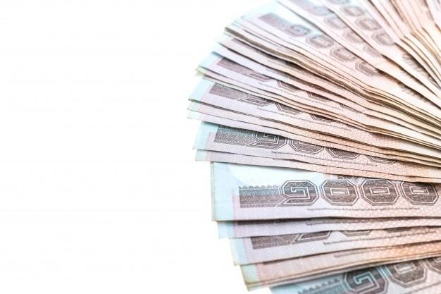 Thai Banknote Cash 1203 7500